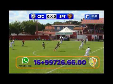 COPA SP DE FUTEBOL JUNIOR 2017 - COMERCIAL FC X SPORT CLUB RECIFE 3ª.RODADA