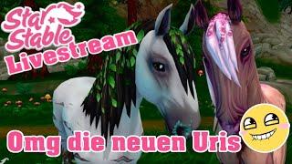 Livestream   OMG die neuen Uri-Lusis *_*