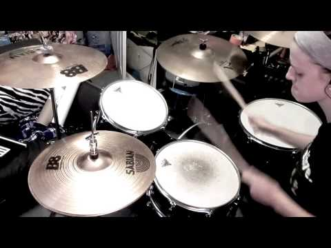 Amelia- Tonight Alive (Drum Cover)
