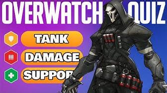 Overwatch Quiz | Ultimate Overwatch Challenge