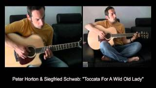 Toccata For A Wild Old Lady (Peter Horton/Siegfried Schwab)