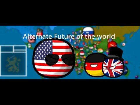 Alternate Future of the World Part 1 | Disunity