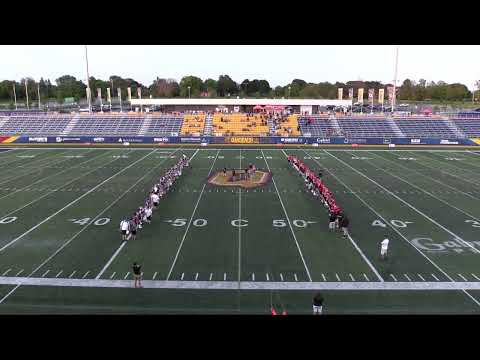 2019 Football Canada U16 Eastern Challenge | Ontario  vs New Brunswick