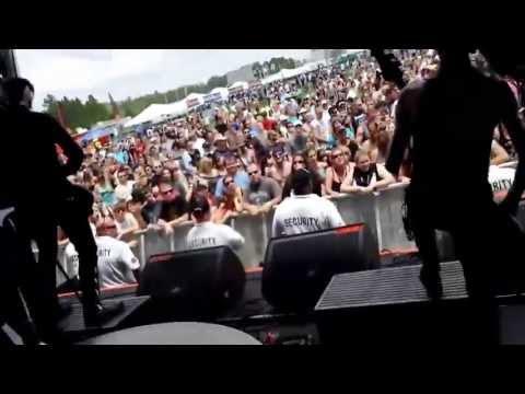 Brian Steele Medina POV  Pleasure & Pain Live 4.14 Fort Rock Festival, Ft Meyers FL