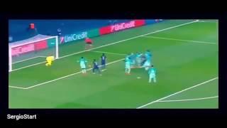 PSG vs Barsa 4-0 2017