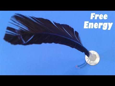 Free Energy Science Experiment Piezo Generator