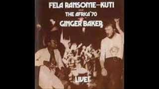 Download lagu FELA KUTI & GINGER BAKER - Let's Start LIVE'70