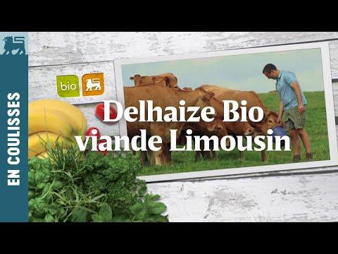 Delhaize Bio - Limousin