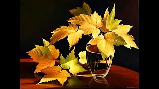 Натюрморт. Осень. А.Лубенников