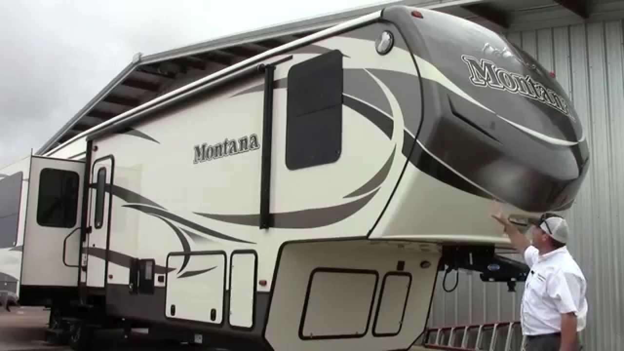 New 2016 Keystone Montana 3720RL Fifth Wheel RV