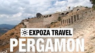 Pergamon (Turkey) Vacation Travel Video Guide