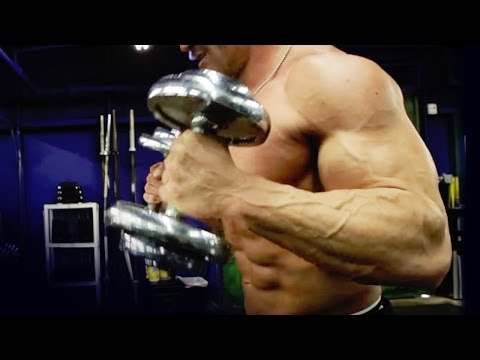 Fast 10 Minute Arm Workout