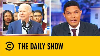 Biden's Biggest Gaffes Of The 2020 Campaign | The Daily Show With Trevor Noah