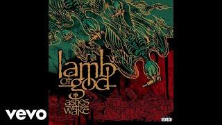 Lamb of God - Omerta (Official Audio)