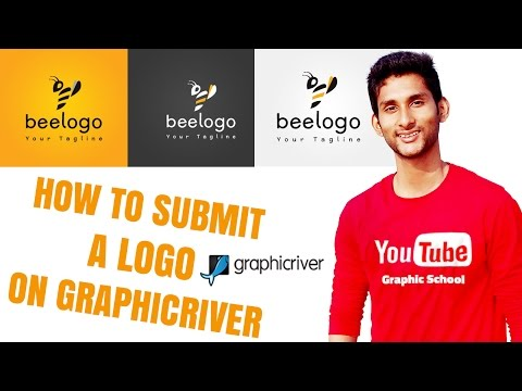 How To Properly Submit A Logo On Graphicriver | Graphicriver Logo Submission Tutorial | logo design