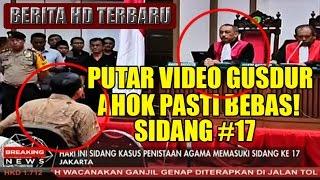 Video PUTAR VIDEO GUSDUR! Kuasa Hukum yakin Ahok Bebas! Sidang ke 17 4 April 2017 download MP3, 3GP, MP4, WEBM, AVI, FLV Juli 2017
