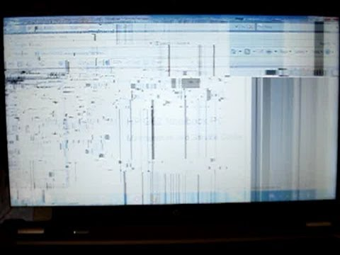 Hp G62 Laptop Screen Flickering Youtube