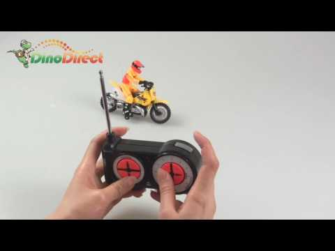 ShenQiWei High Speed RC Remote Control Motorcycle NO.2012-1