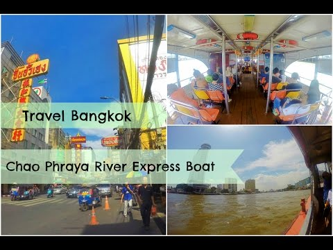 Guide To Exploring Bangkok via The Chao Phraya River