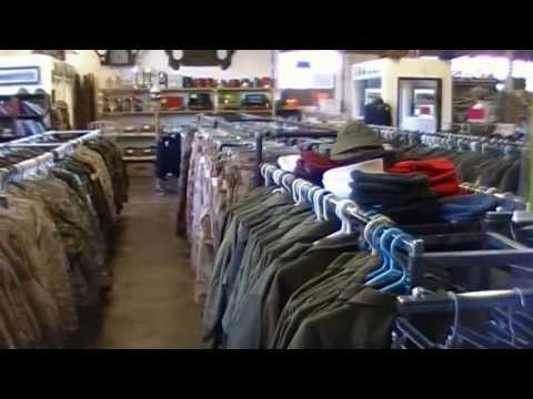 The Army Store - Surplus Military Gear - YouTube