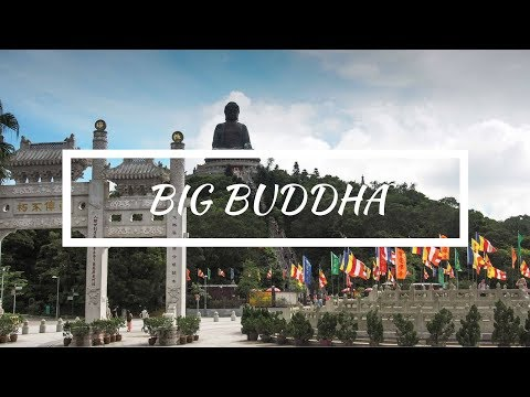 Tian Tan Buddha Hong Kong HD