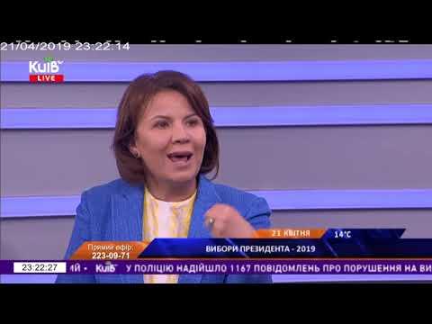 Телеканал Київ: 21.04.19 Телемарафон ч.16