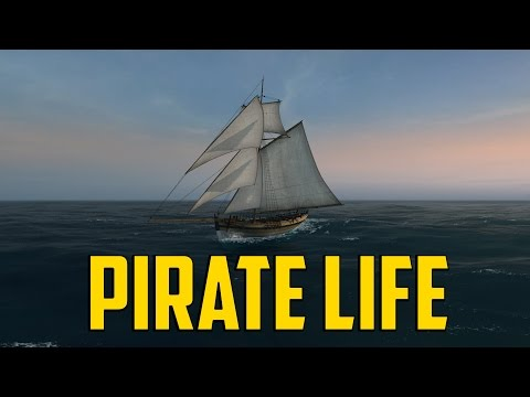 Naval Action - Pirate Life!