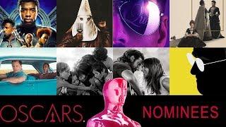 2019 Oscar Nominees Recap