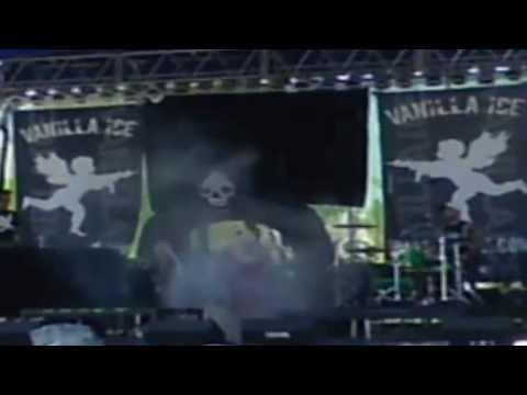 Vanilla Ice @ Boise Music Festival 2013
