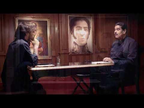 La Entrevista de Jordi EvoleSalvados a Maduro:  Completo.