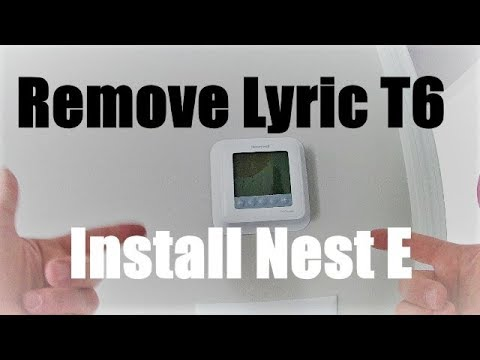 Remove Cover From Honeywell Thermostat Doovi