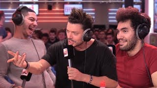 KEV ADAMS APPREND QU'IL EST TROMPÉ EN DIRECT !