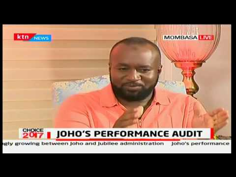 This Man Joho: Governor Hassan Joho's exclusive interview with Ben Kitili