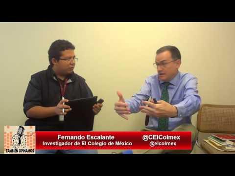 No Todo Es Neoliberalismo   Fernando Escalante De El Colmex En TO