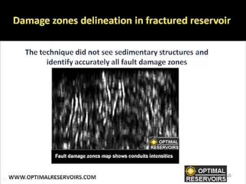 Identify and map small faults and conduits related to reservoir fractures using seismic data