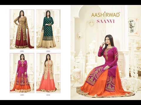Latest Indian Dresses Collections 2017 || Ayesha Takia Salwar kameez || SAANVI VOL -1