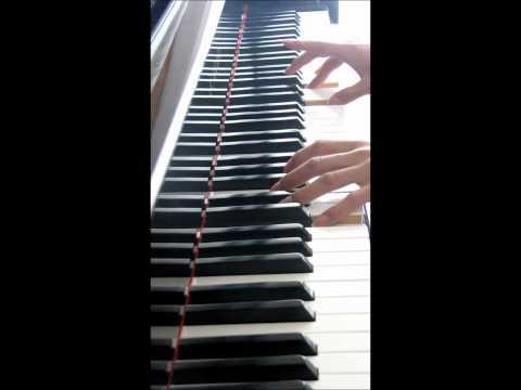 [Leia~Megurine Luka] (Piano Version)