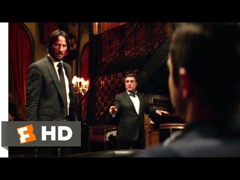 John Wick: Chapter 2 (2017) - Rule Breaker Scene (10/10)   Movieclips