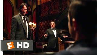 John Wick Chapter 2 (2017) - Rule Breaker Scene (10/10)  Movieclips