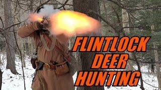 Traditional Flintlock Muzzleloader Deer Hunting - Pennsylvania 2017