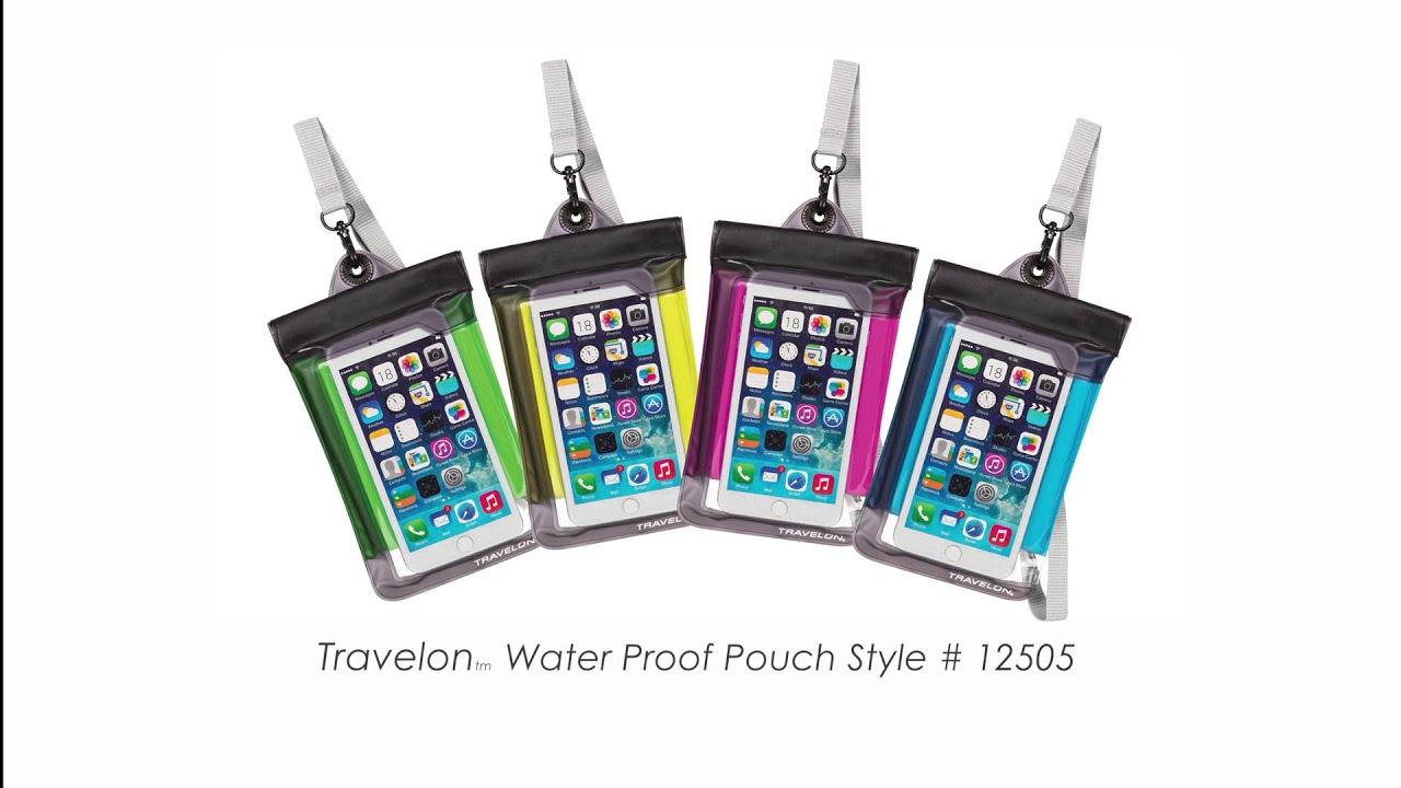 wholesale dealer 95217 5208c Travelon Waterproof Pouch