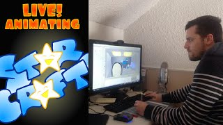 CarBot Animating StarCrafts (VOD)