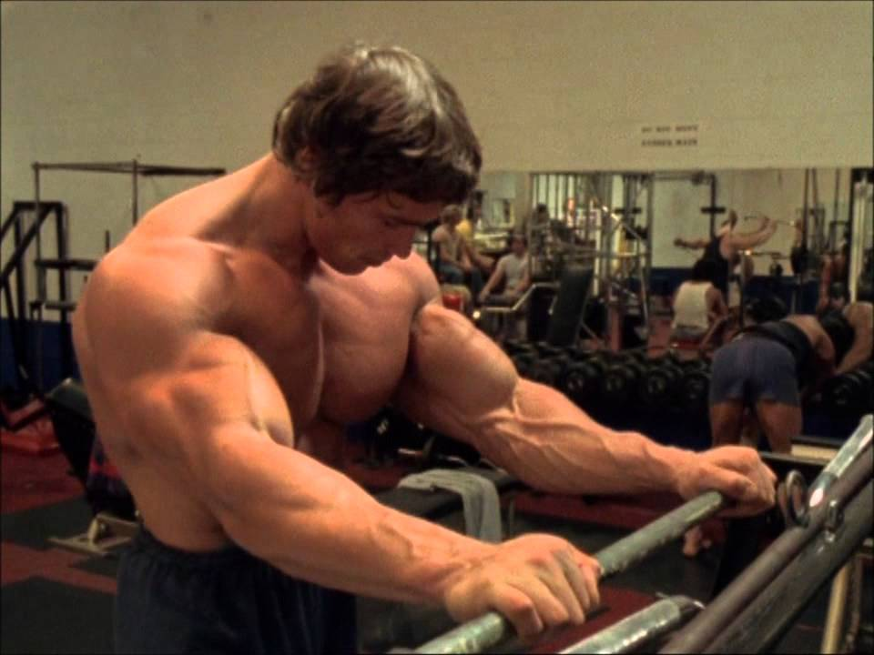 Pumping iron arnold talks about the pump youtube pumping iron arnold talks about the pump malvernweather Image collections