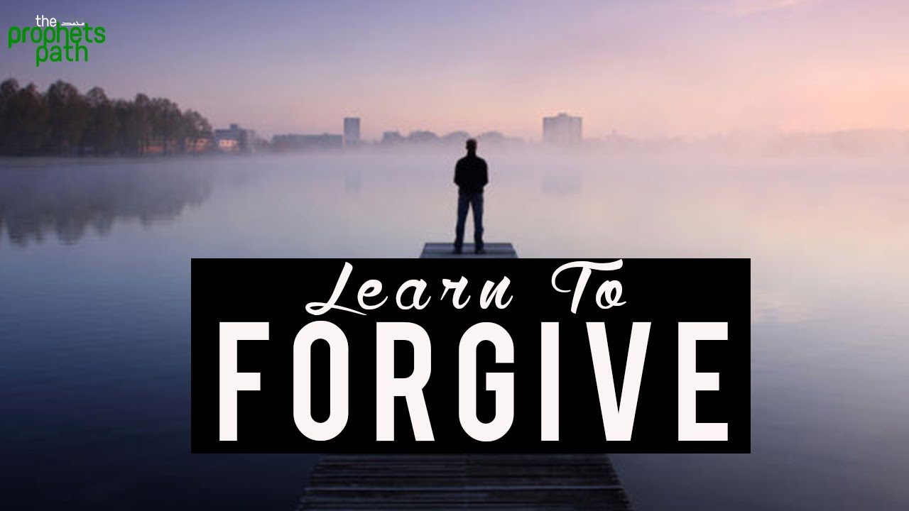 How Do I Become versed To Forgive