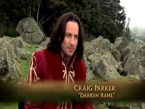 Craig Parker  Darken Rahl  .avi