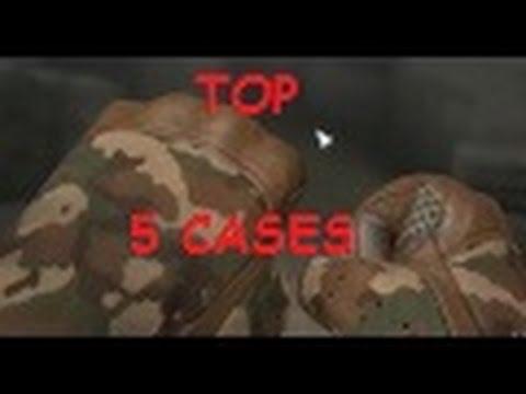 TOP 5 CS:GO GLOVES OPENING