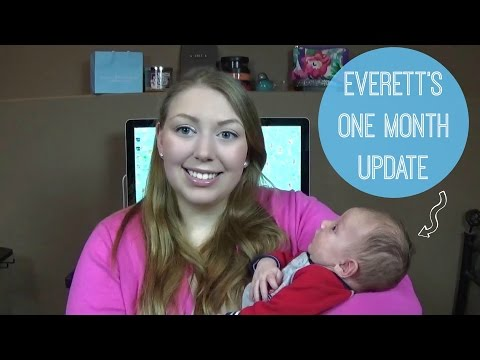 everett's-one-month-update-|-breastfeeding-struggles,-jaundice-&-more