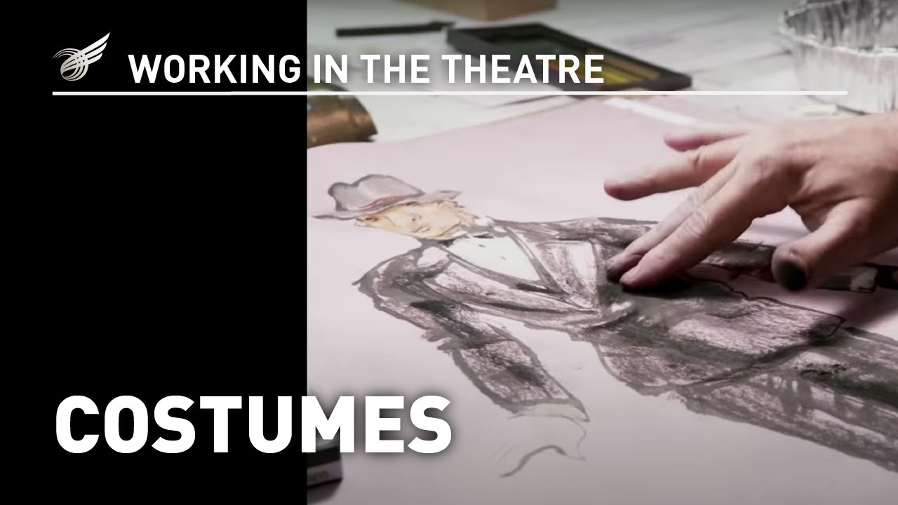 Working In The Theatre Costumes Youtube