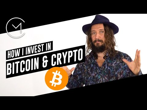 Investing in Bitcoin & Ethereum; 4 ways I invest in Bitcoin, Ethereum, Cryptocurrency, & Blockchain.