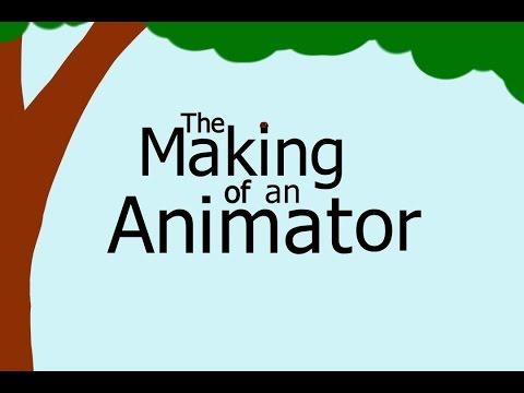 The Making of an Animator - My Senior Thesis Animation